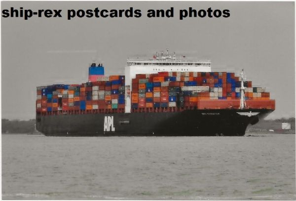 APL TEMASEK (container ship) photo